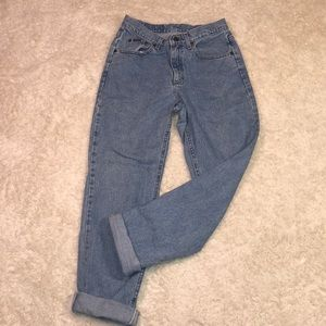 Lee Riders mom jeans! Size 6